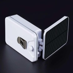 Portable Solar Power Panel Oksigen Oxygenator Air Pompa Angin Kolam Renang Kolam untuk Ikan-Internasional
