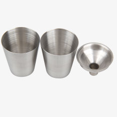 Jual Beli Portable Stainless Steel 7 Oz Hip Flask Baru Tiongkok