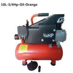 MAXPUMP Mesin Kompresor Udara 0.75 Hp Air Compressor Pompa Angin -  Orange