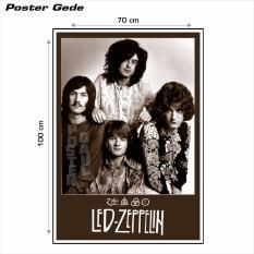 Poster Gede: Led Zeppelin #48B - 70 x 100 cm