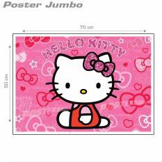 Poster Jumbo: HELLO KITTY #AGK46 - 50 x 70 cmIDR27500. Rp 27.500