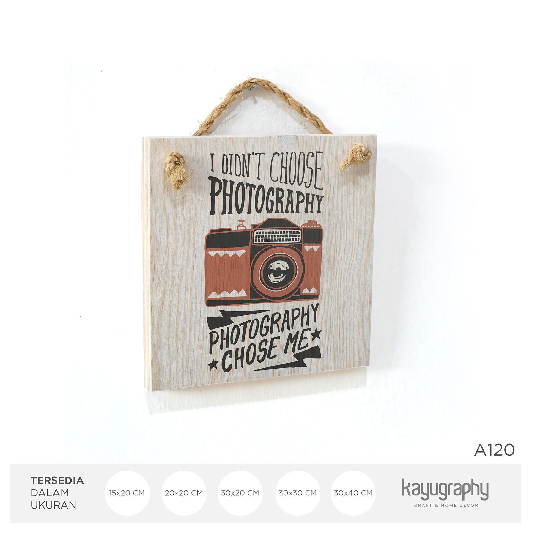 Berguna Tahan Setrika Kain Pelindung Isolasi Pad Rumah Jasa Tatakan Poster Kayu Quote Hiasan Dinding Unik Wooden Vintage Kata Motivasi 20x20cm A120
