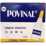 Beli Povinal Liquid Adhesive 112 Medium 1Dz 12 Pcs X 75 Ml Dengan Kartu Kredit