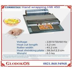 Powerpack Hand Wrapping Hw 450 -Mesin Wrapping - Jp2qbb