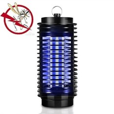 Powstro Electric Mosquito Killer Lamp Insect Pest Bug Zapper Repeller Purple Insect Killer Night Light 110-220V US Plug - intl