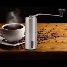 Practical Coffee Bean Grinder Stainless Steel Hand Manual Handmade Grinder