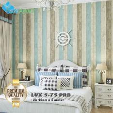 Jual Premium Quality Lux 5 75 Prb Luxurious Wallpaper Sticker Kayu Di Dki Jakarta