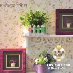 Kualitas Premium Quality Lux 5 87 Prb Luxurious Wallpaper Sticker Shabby Luxurious