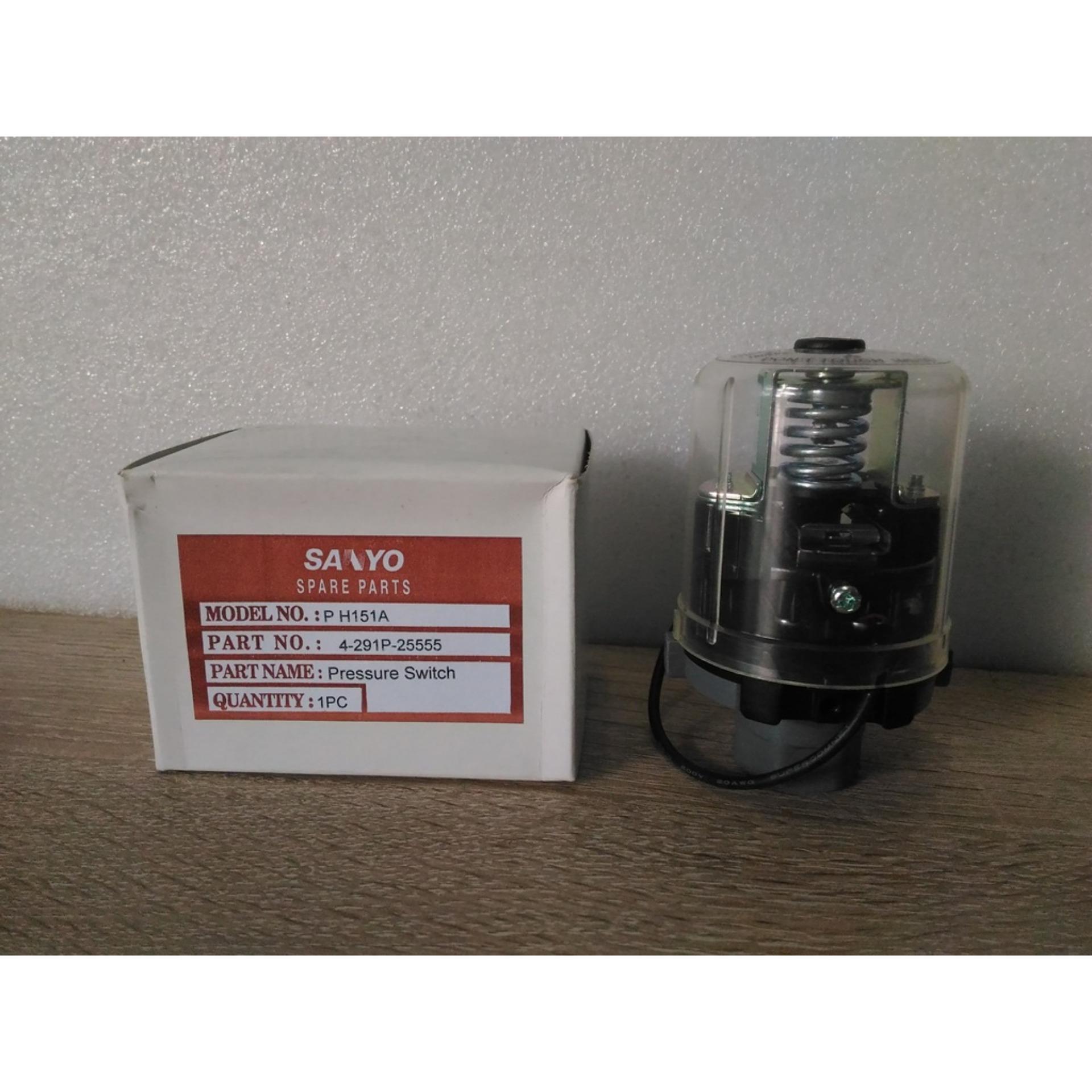 Harga Terjangkau Pressure Switch Otomatis Pompa Air Sanyo Ph151a 150 Toko Kebutuhan Rumah Tangga Murah Terlengkap Dan Terpercaya
