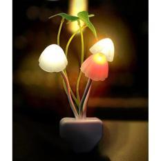 Prime Lampu Tidur LED Sensor Cahaya Lampu Jamur Lampu Avatar