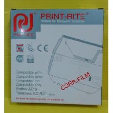 Print-Rite Pita / Ribbon Mesin Tik Brother GX-6750 / 8250