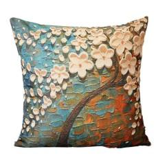 Print Sofa Bed Rumah Dekorasi Festival Sarung Bantal-Internasional