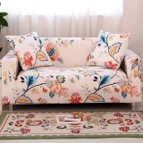 Harga Printed Stretch Elastic Sofa Cover Slipcovers Couch Furniture Protector For 3 Seater Intl Di Tiongkok