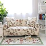 Harga Dicetak Stretch Elastis Sarung Sofa Slipcovers Couch Furniture Protector Untuk 3 Seater Intl Seken