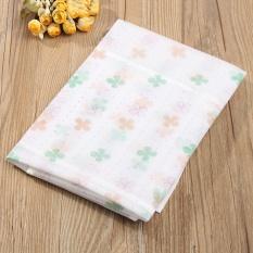 Printing Kulkas Debu Cover Waterproof Wadah Kecil Hal Penyimpanan Tas Clover-Internasional