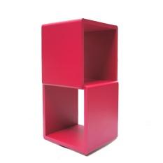 Promo Prissilia Cube Pajangan 2 Space Pink Di Dki Jakarta