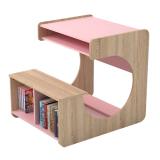 Dimana Beli Pro Design Kido Meja Belajar Anak Sonoma Oak Pink Khusus Jawa Bali Pro Design