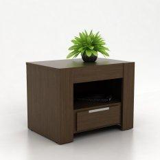 Harga Pro Design Oregon Meja Nakas Springfield Walnut Khusus Jawa Merk Pro Design