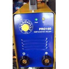 PRO H&L Mesin Trafo Las Inverter IGBT 160 A TERMURAH !!