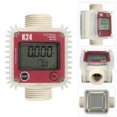 Katalog Pro K24 Bsp Npt Turbin Digital Bahan Bakar Untuk Diesel Flow Meter Bahan Kimia Counter Intl Terbaru