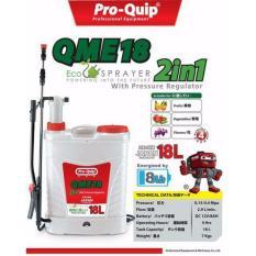Harga Pro Quip Electric Sprayer Semprot Hama 2 In 1 Baterai Qme 18 Hanya Pengiriman Jabodetabek Jabar Jawa Barat