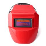 Jual Pro Surya Auto Gelap Las Helm Arc Cekcok Mig Las Penggiling Topeng Merah Internasional Branded Original
