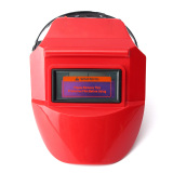 Spesifikasi Pro Surya Auto Gelap Las Helm Arc Cekcok Mig Las Penggiling Topeng Merah Internasional Murah Berkualitas