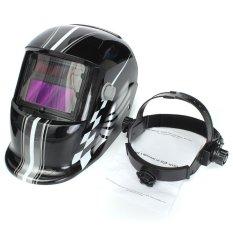 Promo Pro Surya Electrowelding Topeng Las Otomatis Gelap Las Helm Balap Trek Oem