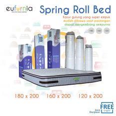 Eufurnia Procella Springroll Bed Springbed / Procella