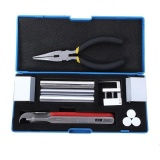 Dapatkan Segera Professional 12 In 1 Huk Lock Disassembly Tool Locksmith Tools Kit Intl