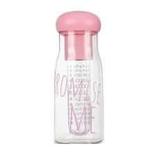 Promise Me Bottle Infused Water Tulisan Miring 750ml - Pink