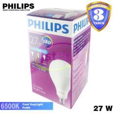 Promo Promo Lampu Led Bulb Philips 27 Watt Putih Indonesia