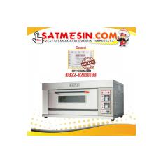 PROMO Oven Gas 1Deck 1 Tray Getra RFL-11SS