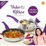 Jual Promo Value Kitchen Set Satu Set