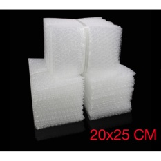 Spesifikasi Promosi 20X25 Cm Bungkus Bubuk 50 Pcs Kemasan Tas Bungkus Untuk Barang Rapuh Intl Online