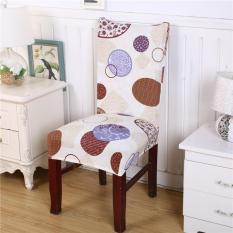 Rp 111.000. Promosi Home Chair Cover Rumah Dekorasi Kantor Spandex Elastis La Carte Kursi Mencakup untuk Hotel Universal Ukuran-IntlIDR111000