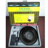 Spesifikasi Propan Holesaw Set Kit Mata Bor Pelubang Kayu Set 8 Pcs Propan