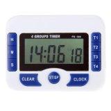 Ps 360 4 Kelompok Alarm Timer Countdown Dapur Digital Clock Intl Asli