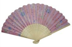 PSE SO Souvenir Online Kipas Jepang Putih Set 50 pcs
