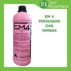 Pupuk Cair EM4 / Organik Perikanan Tambak
