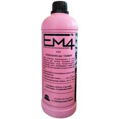 Pupuk Obat Cair EM4 Untuk Perikanan Dan Tambak [1L]