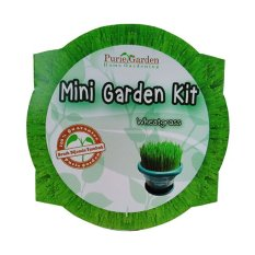 Puriegarden - Mini Garden Kit - Wheatgrass