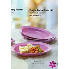 Purple Daisy Plate 4 Terbaru