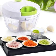 Q2 Alat Pencacah Serbaguna Bawang / Sayuran Mixer Manual Mini Cutter