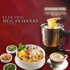 Harga Electric Heating Cup 13 Cm Q2 Mug Elektrik Teko Elektrik Custom Jawa Barat