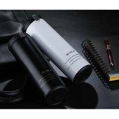 Spesifikasi Qkella Botol Minum Thermos Stainless Steel 450Ml Murah