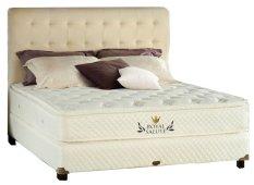 Quantum Royal Salute Orthopedic Single Pillowtop Uk 90X200 Kasur Tanpa Divan Dan Sandaran
