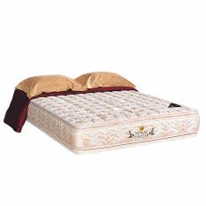 Quantum Springbed New Royal Salute (Double Pillowtop) Size 120 x 200 - Mattress Only - Khusus Jabodetabek