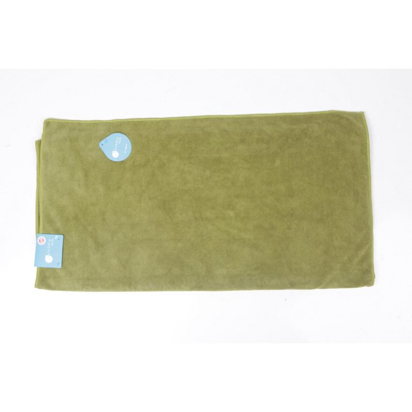 Quickdry Travel Towel - Grass Green / Handuk Mandi