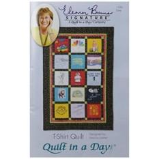 Quilt Dalam Sebuah Day Kaus Pola Selimut Oleh Eleanor Burns-Internasional